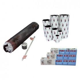 Filtro Antiolor odor-sock boca 250/800mm (1190m3/h)