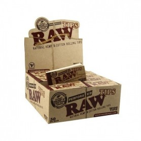RAW WIDE TIPS 50 booklets/Box
