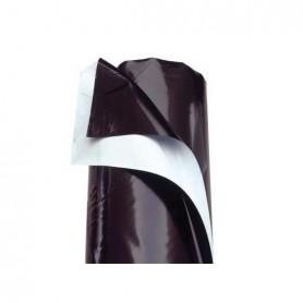 Plástico reflectante Blanco/Negro 200 m2 600 Galgas