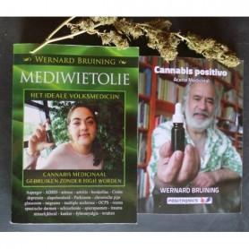 """Cannabis Medicinal de Wernard Bruining \""""Cannabis Positivo\"""""""