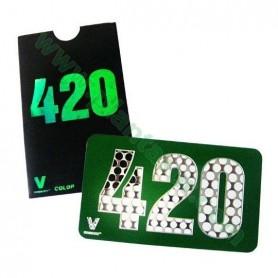 Tarjeta 420