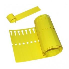 Etiqueta bucle (1.3 x 20cm) (1000und)