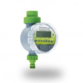 Programador de riego digital Wassertech