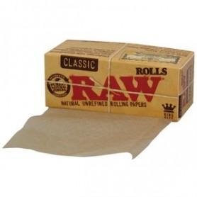 Raw rolls (1 rollo)
