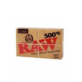 Raw 500 (1 librito)
