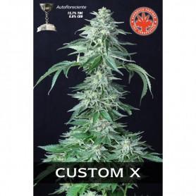 Custom X (1 semilla)
