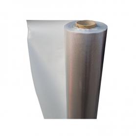 Plástico reflectante Diamond/Blanco 30m VDL