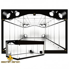 Armario Dark Room II V2.6 Wide 480x240x200cm