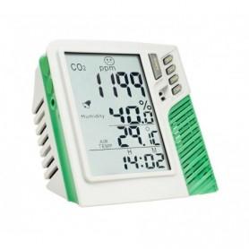 Medidor CO2 VDL con SD Card