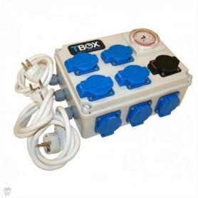 Temporizador 12x600W (con calentador) TempoBox