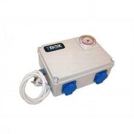 Temporizador 4x600W (con calentador) TempoBox