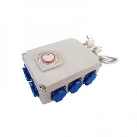 Temporizador 8x600W (con calentador) TempoBox