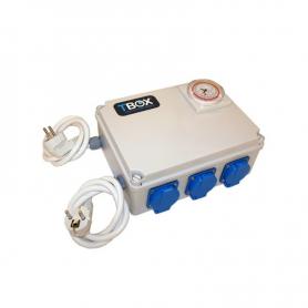 Temporizador 6x600W (con calentador) TempoBox