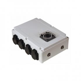 Temporizador DV28 8x600W