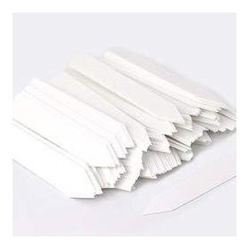 Etiquetas picar blanca 1,6 x 12 (100und)