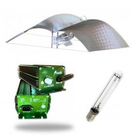 Kit Iluminación 600 W BOLT electrónico con regulador