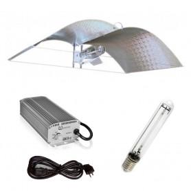 Kit Iluminación 600 W Vanguard electrónico con regulador