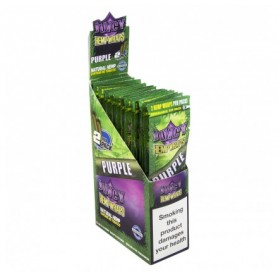 Juicy Hemp Wraps Purple- 2x25/Box