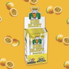 King Blunt (caja 25x5 unidades) sabor maracuyá