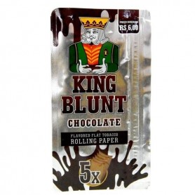 King Blunt (5 unidades) sabor chocolate