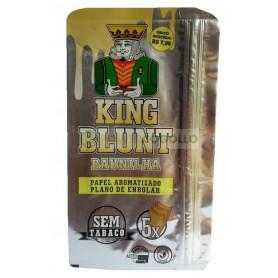 King Blunt (5 unidades) sabor plátano
