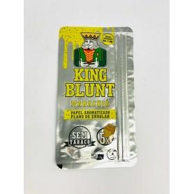King Blunt (5 unidades) sabor maracuyá