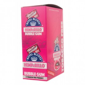 Blunt Hemparillo Bubble Gum (chicle) (15 x 4 unidades)