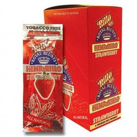 Blunt Hemparillo Strawberry (fresa) (15 x 4 unidades)
