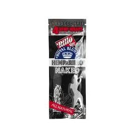 Blunt Hemparillo Naked (natural) (4 unidades)
