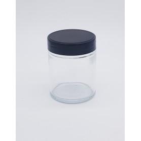 Bote cristal tapa plástico 50ml