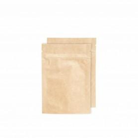Bolsa hermética kraft (3,5 gramos)