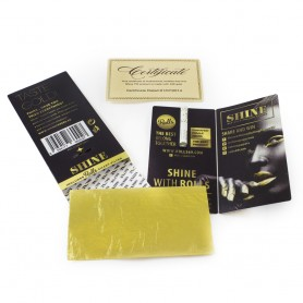 Papel Gold 24K King Slim