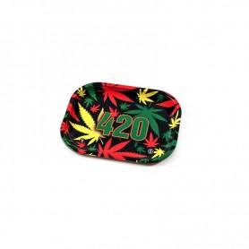 Bandeja 420 rasta pequeña