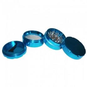 Grinder polinizador delux 50mm azul