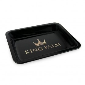 Bandeja King Palm Black mediana