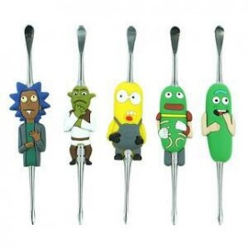 Dabber Rick y Morty