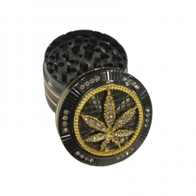 Grinder hoja marihuana Champ High