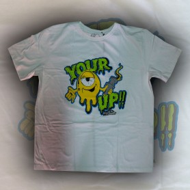 Camiseta Smelly Clothing Your Up
