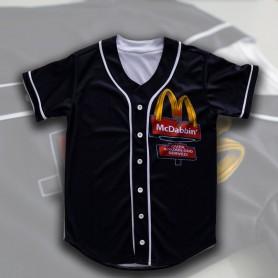 Camiseta Beisbol MC Dabbin