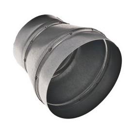 Reducción metálica 150-125mm