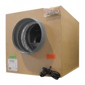 Isobox madera 550m3/h