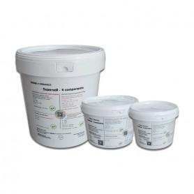 Supersoil 4 components Mix