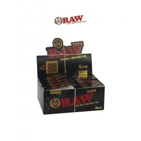 RAW Black tips -caja completa-