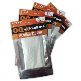 Malla extracción Rosin OgExtractions (Pack 10u)