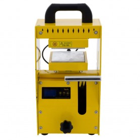 Prensa QNUBU Press Pro Hidráulica 6 Toneladas Placas 12X12CM