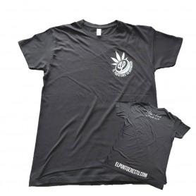 Camiseta Negra ELP