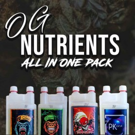 OG Nutrients All in One Pack