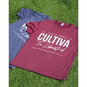 Camiseta Cultiva Tu Libertad
