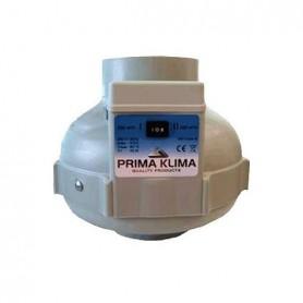 Extractor Prima Klima Boca 160 2 velocidades (420-800 m3/h)