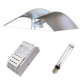 Kit Iluminación 600 W ELT Alu II - Adjust a wing (profesional medium)